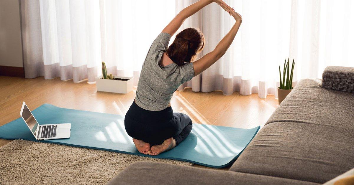 Gymnastik Zuhause