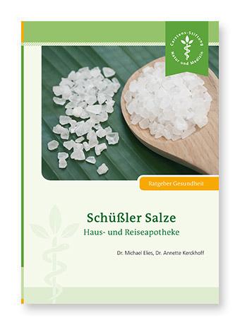 Exklusiv für Mitglieder: Schüßler Salze